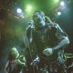 ex deo 2 - GALLERY: Ensiferum & Ex-Deo Live at O2 Islington Academy, London