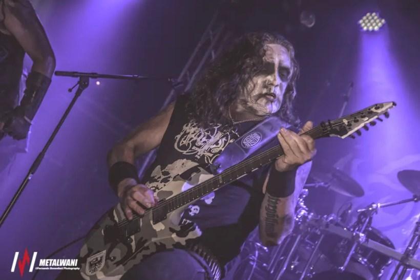 marduk 3 - GIG REVIEW: Marduk, Ragnarok, Unlight & Azziard Live at Audio, Glasgow