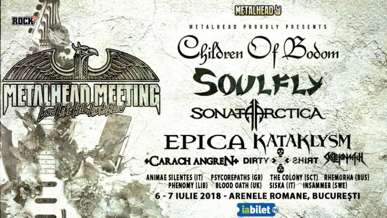 metalhead meeting finalposter - FESTIVAL REPORT: Metalhead Meeting Announces Final Act For 2018 Edition