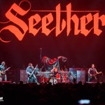 seether 2 - GALLERY: An Evening With Nickelback & Seether Live at O2 Arena, London
