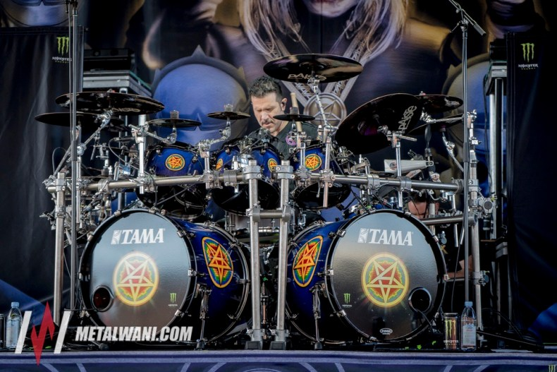 Anthrax 1 - Charlie Benante Slams Trump For Claiming He Didn't Know He Fired U.S. Pandemic Response Team In 2018