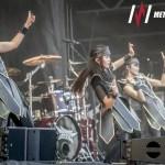 BABYMETAL 2 - GALLERY: ROCK ON THE RANGE 2018 Live at Mapfre Stadium, Columbus, OH – Day 3 (Sunday)