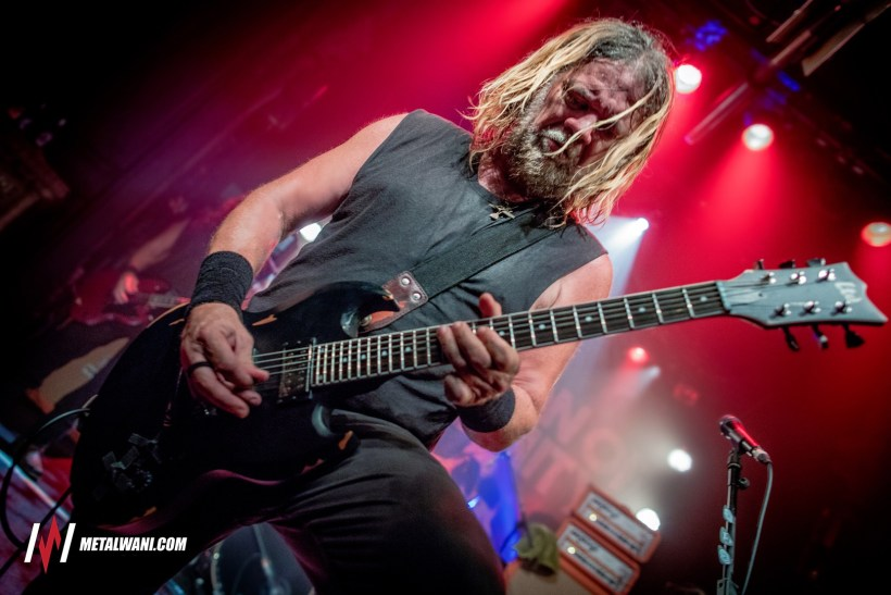 COC 06 - GIG REVIEW: Corrosion Of Conformity, Crowbar, Weedeater & Mothership Live at The Machine Shop, Flint, MI