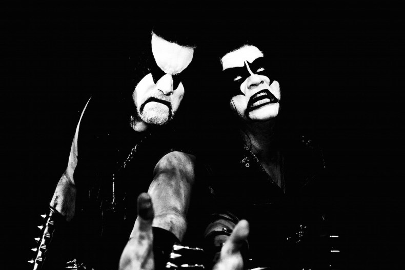 "Immortal 2018 - INTERVIEW: IMMORTAL's Demonaz on 'Northern Chaos Gods': ""It's Cold, Dark & Grim"""