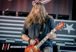 LOG 10 - INTERVIEW: MARK MORTON Talks Debut Solo Album 'Anesthetic', Chester Bennington & Next LAMB OF GOD Album