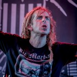 LOG 9 - GALLERY: Slayer, Lamb Of God, Anthrax, Behemoth & Testament Live at Freedom Hill, Detroit, MI