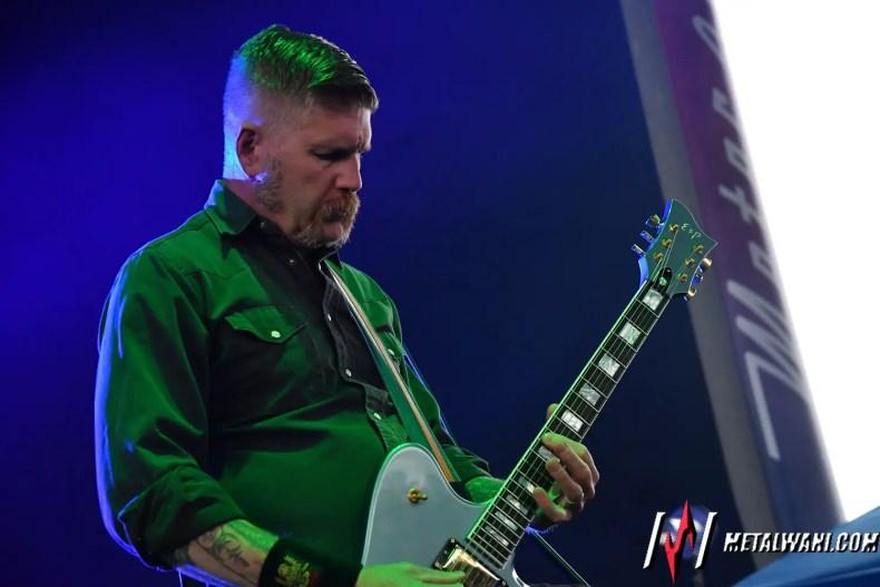Mastodon 3 - MASTODON Guitarist Explains Why He Liked METALLICA More Than IRON MAIDEN When I Was a Kid