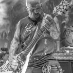 Slayer 17 - GALLERY: Slayer, Lamb Of God, Anthrax, Behemoth & Testament Live at Freedom Hill, Detroit, MI