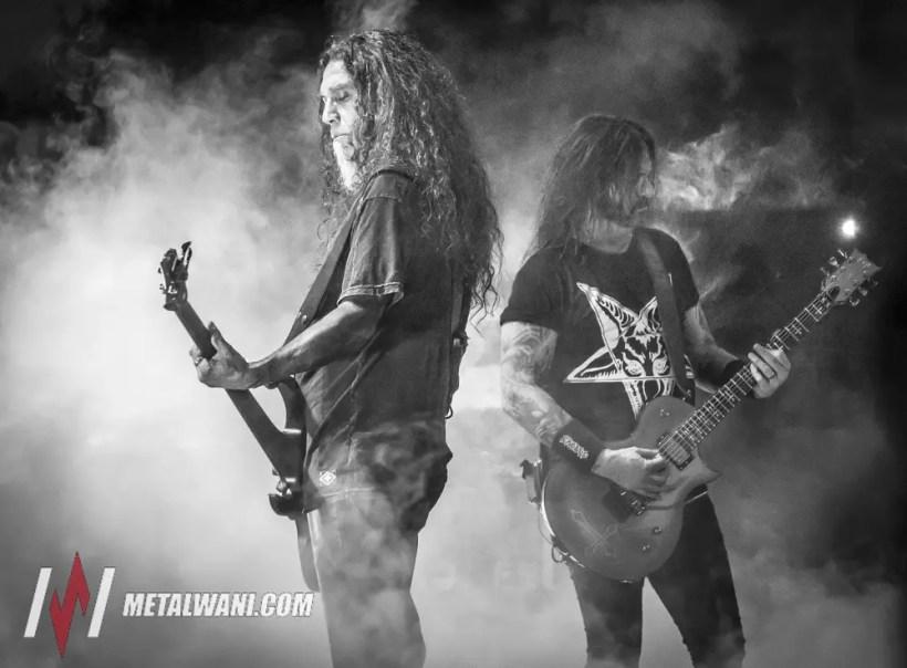 Slayer 21 - GIG REVIEW: Slayer, Lamb Of God, Anthrax, Behemoth & Testament Live at Freedom Hill, Detroit, MI