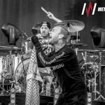 The Used 9BW - GALLERY: ROCK ON THE RANGE 2018 Live at Mapfre Stadium, Columbus, OH – Day 3 (Sunday)