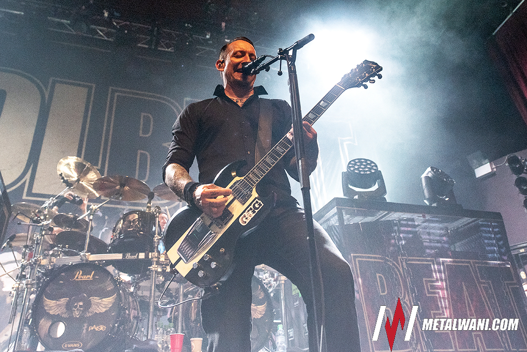 GALLERY: An Evening With VOLBEAT Live at O2 Ritz, Manchester