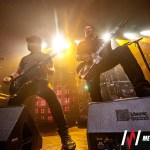 Volbeat 06 - GALLERY: An Evening With VOLBEAT Live at O2 Ritz, Manchester, UK