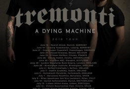 Tremonti - GIG REVIEW: Tremonti & The Fallen State Live at O2 Shepherd's Bush Empire, London