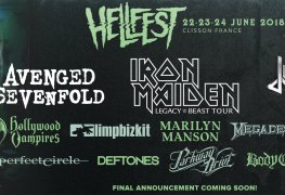 hellfest 2018 - FESTIVAL REVIEW: HELLFEST OPEN AIR 2018 at Clisson, France – Day 3 (Sunday)