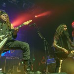 ministry  26 - GALLERY: Ministry & Chelsea Wolfe Live at O2 Forum, London