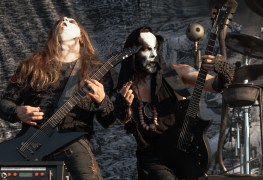 Behemoth4 - BEHEMOTH's Nergal Reacts To Couple Having Sex In The Pit During Their Performance