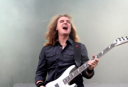 David Ellefson - INTERVIEW: DAVID ELLEFSON on 'Basstory', 'More Life With Deth' Book & Upcoming Studio Albums
