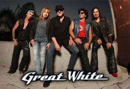 Great White - GREAT WHITE Guitarist Says Band Grew 'Uncomfortable' With Former Singer TERRY ILOUS
