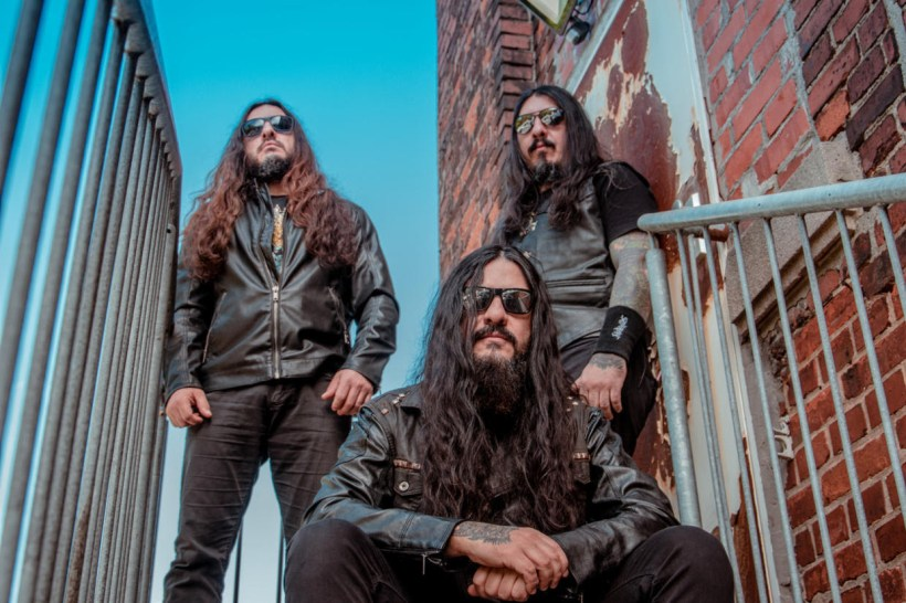 """Krisiun 2018 - REVIEW: KRISIUN - """"Scourge Of The Enthroned"""""""
