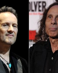 Vivian Campbell Ronnie James Dio - Vivian Campbell Explains Why He Doesn't Have Many Happy Memories From Making of DIO's 'Sacred Heart'