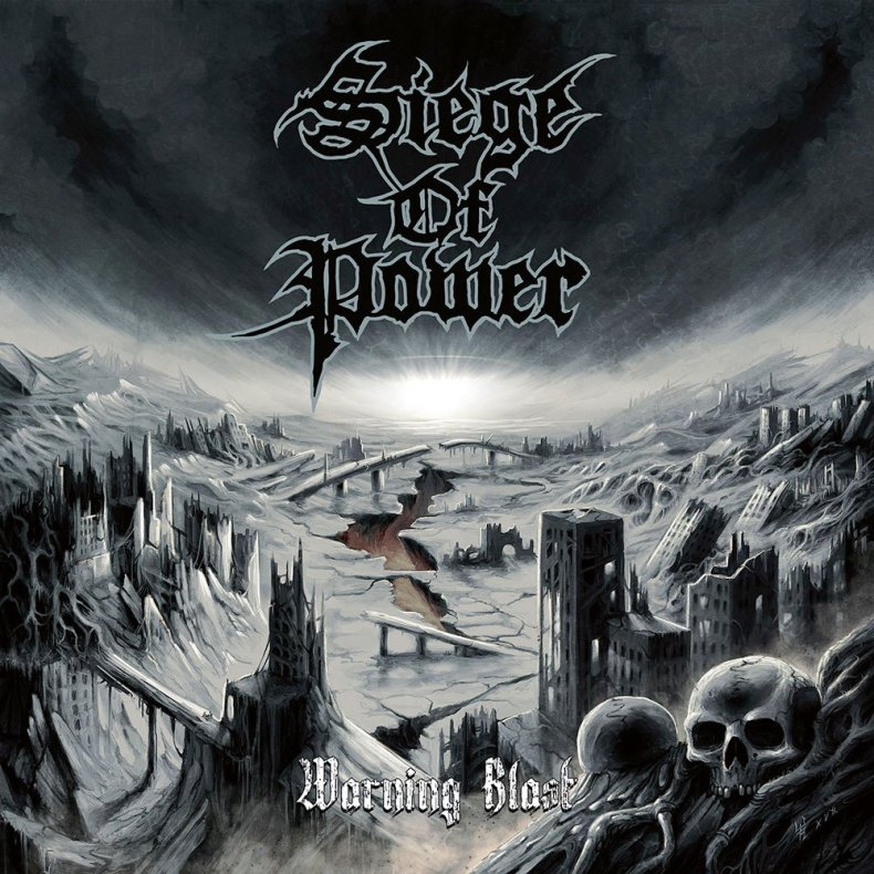 "Warning Blast - REVIEW: SIEGE OF POWER - ""Warning Blast"""