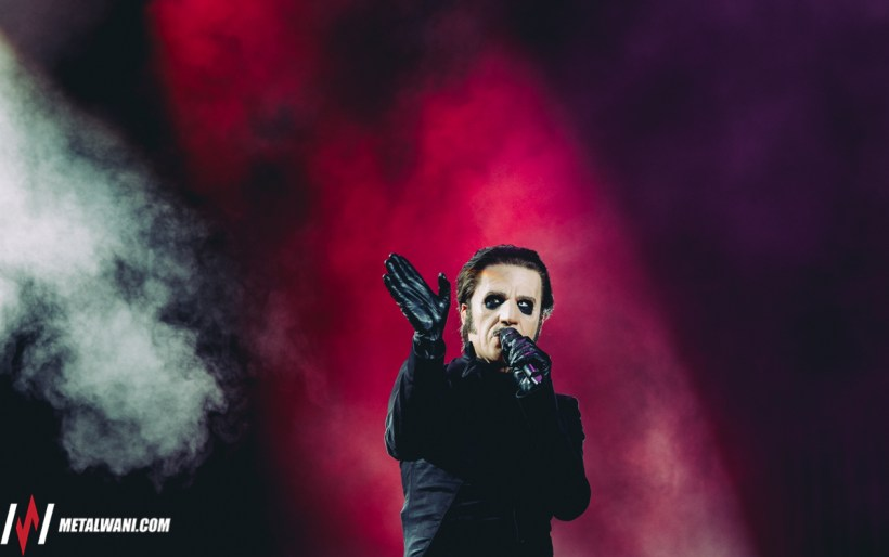 ghost9 - FESTIVAL REVIEW: WACKEN OPEN AIR 2018 Live at Schleswig-Holstein, Germany – Day 3 (Friday)