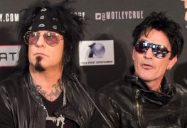 """nikki sixx tommy lee - Jake E. Lee: """"Tommy Lee & Nikki Sixx Wanted Me To Replace Mick Mars"""""""
