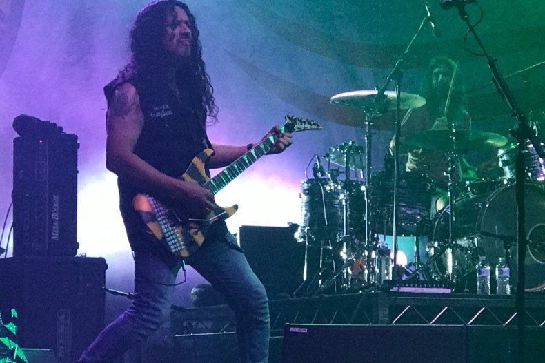 "oz fox - STRYPER's Oz Fox's Tumors Have Grown: ""I Have To Start Thinking About What To Do With My Time"""