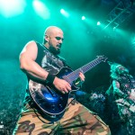 soulfly - GALLERY: Soulfly, Death Remains & The Heretic Order Live at O2 Academy Islington, London