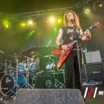 Anvil 07 - GALLERY: STONEDEAF FESTIVAL 2018 Live at Newark Showground, UK