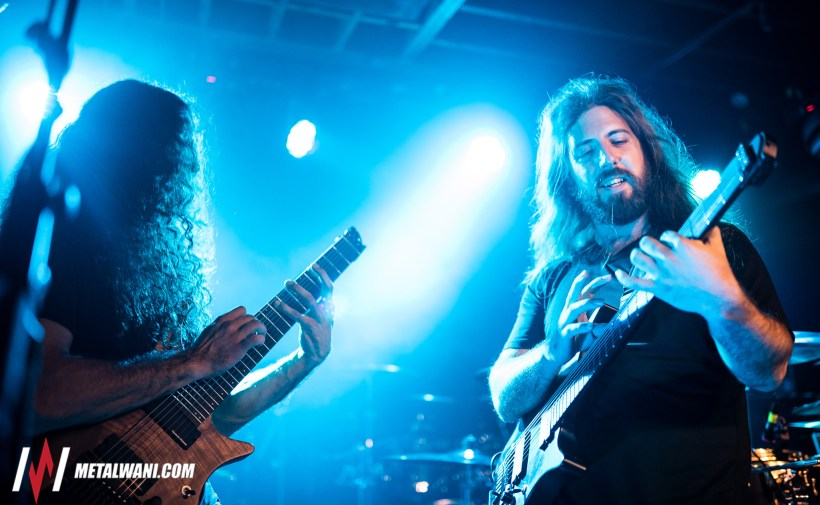 Beyond Creation 5 - GIG REVIEW: Obscura, Beyond Creation & Archspire Live at The Velvet Underground, Toronto