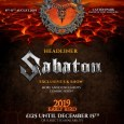 Bloodstock Sabaton - FESTIVAL REPORT: Bloodstock Open Air 2019 Announces SABATON As First Headliner