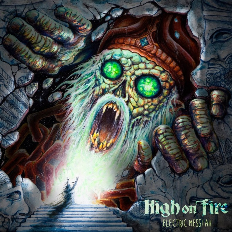 """Electric Messiah - REVIEW: HIGH ON FIRE - """"Electric Messiah"""""""