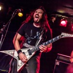 Exmortus 2 - GALLERY: OBITUARY & EXMORTUS Live at Civic Music Hall, Toledo, OH