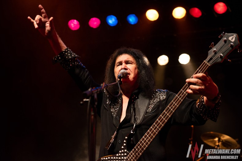 GeneSimmons 9 - GENE SIMMONS Believes Vinnie Vincent Is His Worst Enemy