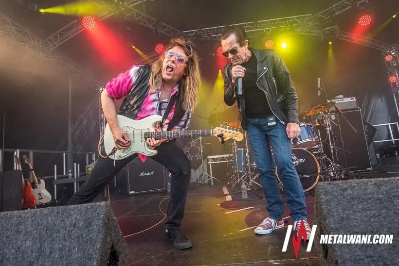 Graham Bonnet Band 15 - FESTIVAL REVIEW: STONEDEAF FESTIVAL 2018 Live at Newark Showground, UK