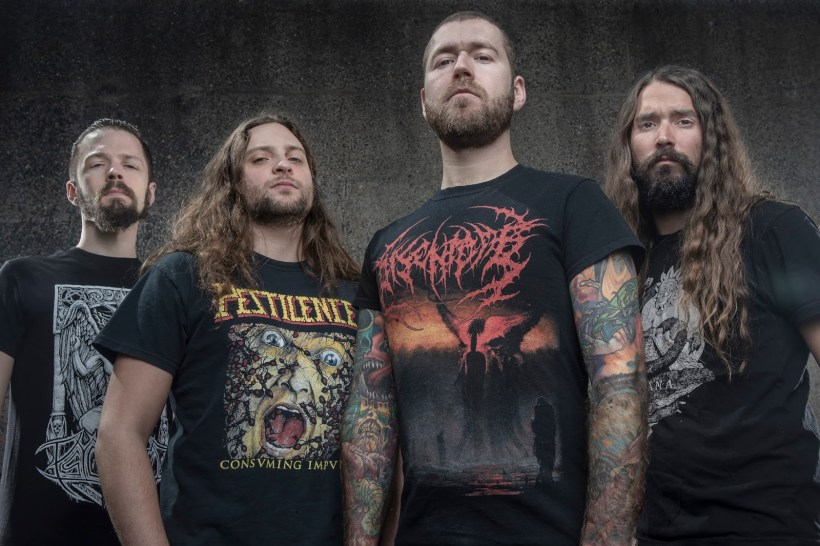 """Revocation - REVIEW: REVOCATION - """"The Outer Ones"""""""