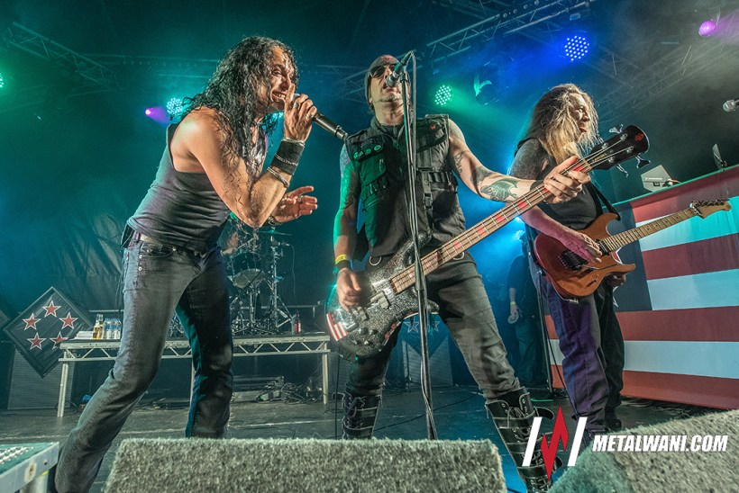 Skid Row 17 - FESTIVAL REVIEW: STONEDEAF FESTIVAL 2018 Live at Newark Showground, UK