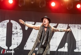"bloodstock day 3  60 - INTERVIEW: FOZZY's Chris Jericho on Australian Tour: ""It's Going To Be A High Energy & High Impact Show"""