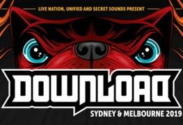 download australia banner - FESTIVAL REVIEW: DOWNLOAD FESTIVAL 2019 Live at Flemington Racecourse, Melbourne