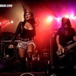ButcherBabies 02 - GALLERY: THE FEMALE VOICES Tour Live at MS Connexion, Mannheim, DE