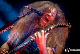Coheed and Cambria 07 - GALLERY: COHEED AND CAMBRIA & CHON Live at Roundhouse, London