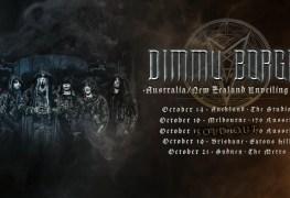 Dimmu - GIG REVIEW: DIMMU BORGIR & EARTH ROT Live at Eatons Hill, Brisbane
