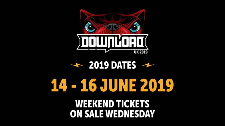 Download - FESTIVAL REPORT: DOWNLOAD FESTIVAL UK Announces Headliners For 2019 Edition