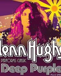 Hughes - GIG REVIEW: GLENN HUGHES Performs Classic Deep Purple Live at Electric Ballroom, London