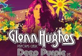 Hughes - GIG REVIEW: GLENN HUGHES Performs Classic Deep Purple Live at Electric Ballroom, London