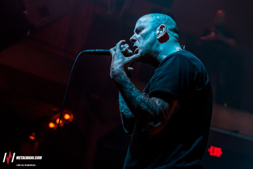 Philip H Anselmo and the Illegals 9 - GIG REVIEW: BERSERKER MUSIC FEST 2018 Live at the Crofoot in Pontiac, MI