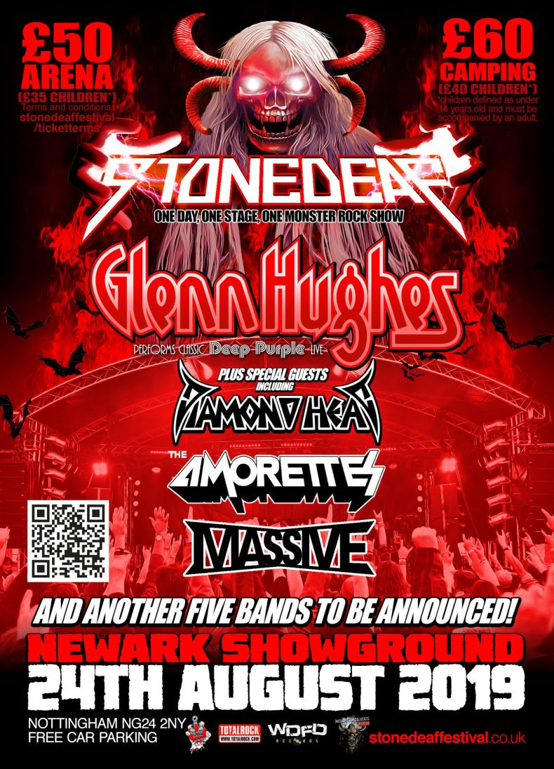 Stonedeaf - FESTIVAL REPORT: STONEDEAF Festival Announces Headliner & First Lineup For 2019 Edition