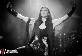 UnleashtheArchers 7 - GALLERY: Unleash The Archers, Striker & Helion Prime Live at Reggie's, Chicago