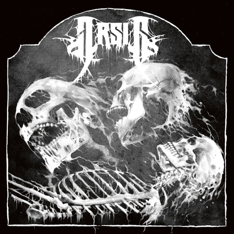 """Visitant Cover - REVIEW: ARSIS - """"Visitant"""""""